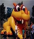 공룡 슬라이드(8M*6M*4.5M)