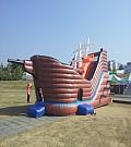 해적선 바운스(10m*5m*5m)